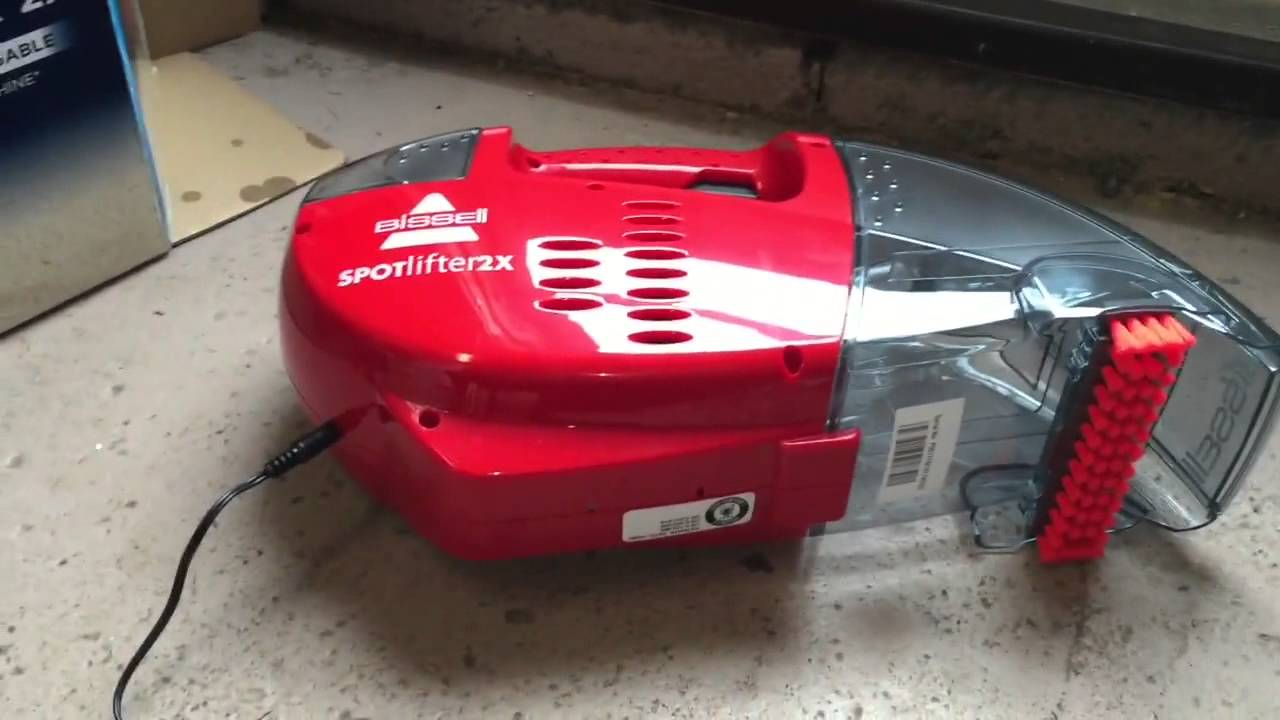 bissell spotlifter 2x spot cleaning machine - Bissell Spot Cleaner