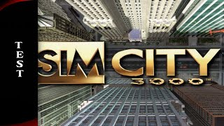 Test Sim city 3000 (PC) Français