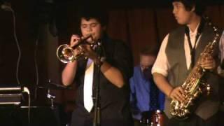 C Jam Blues - Tristans Crazy Trumpet Solo