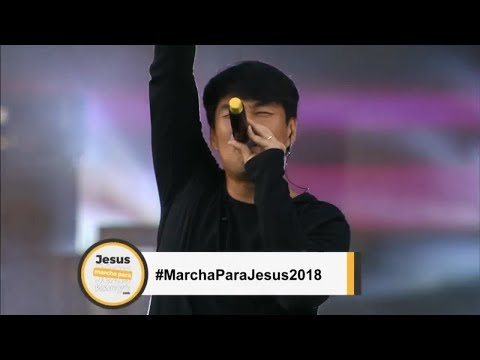 😍 LINDO ÉS - SÓ QUERO VER VOCÊ | Marcha Para Jesus 2018 | Livres - Juliano Son