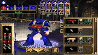Warhammer 40000 Chaos Gate Trailer