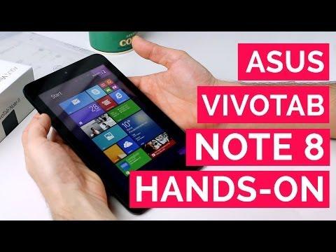 ASUS VivoTab Note 8 - Unbox e Primi Test