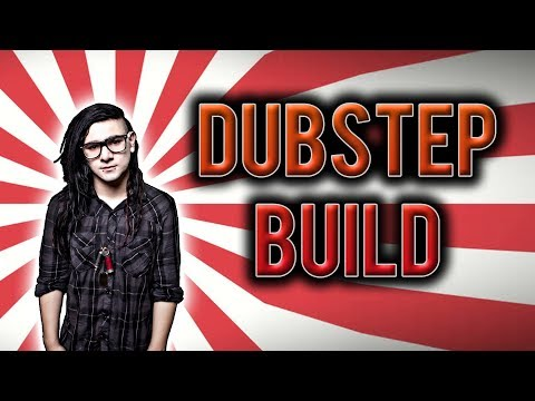 HOW TO MAKE A DUBSTEP BUILD UP #2 | Virtual Riot & Skrillex Style