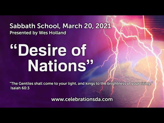 Desire of Nations