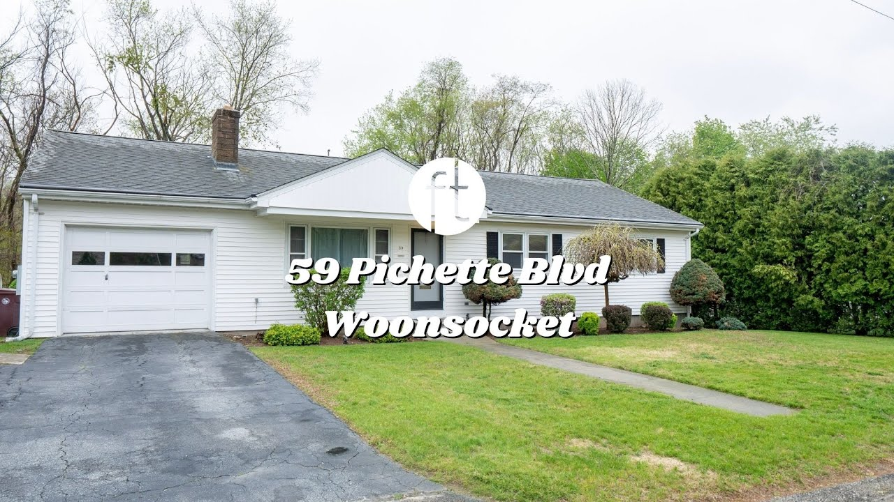 Tour of 59 Pichette Blvd, Woonsocket