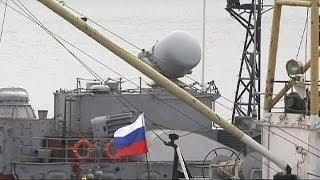 Крым: еще пять кораблей подняли российский флаг