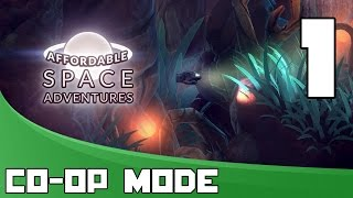 Affordable Space Adventures Co-Op With Gamepad Cam - Part 1 - Game Mode