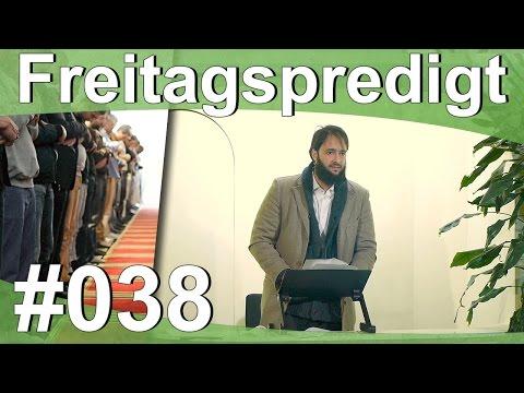 FREITAGSPREDIGT #038 - Nach den Gewalttaten in Frankreich - Was ist zu tun? - Mohammed Johari
