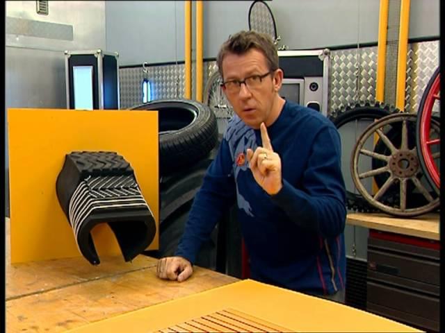 Fabrication d'un pneu