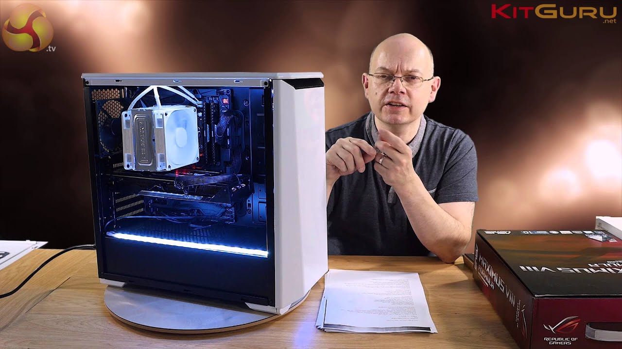Phanteks Eclipse P400 Chassis Review Youtube