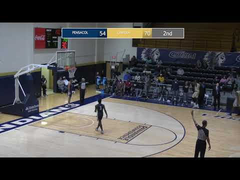 Chipola vs Pensacola State College MBB 1-29-20