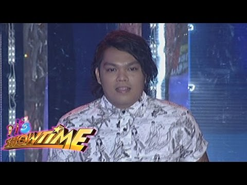 "It's Showtime Singing Mo 'To: Silent Sanctuary's Sarkie - ""Ikaw Lamang"""