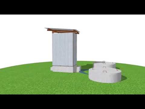 Pollution Control Toilet/Cheap Toilet