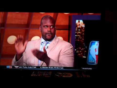 TNT comments about NBA unanimous decision