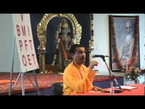Manah Sodhanam Lecture 4 - Br. Prabodhji @ CHYK West Chicago Camp 2009