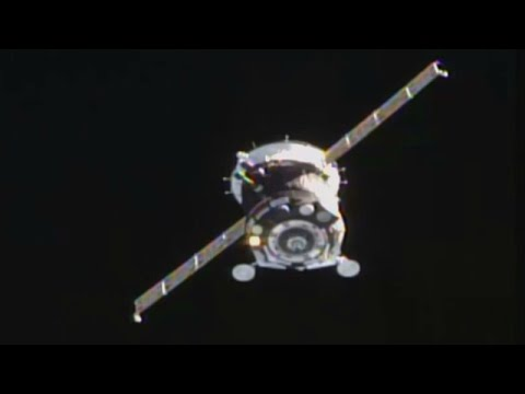 Full Soyuz ISS Expedition 50S Docking Coverage