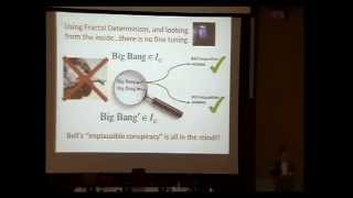 Tim Palmer - Chaos and quantum gravity