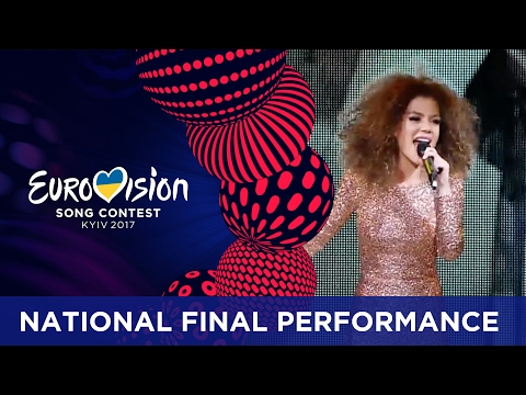 Tako Gachechiladze - Keep The Faith (Georgia) National Final Performance