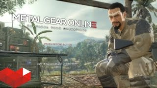 Metal Gear Solid 5 Online Multiplayer Gameplay