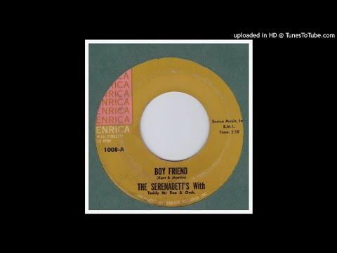 Serenadett's, The - Boy Friend - 1961