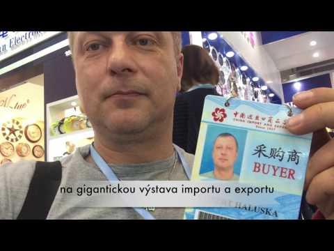 TAKOVÁ JE ČÍNA - Světová výstava a společné večery