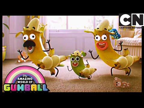 The Alternate Reality   The Spinoffs   Gumball   Cartoon Network