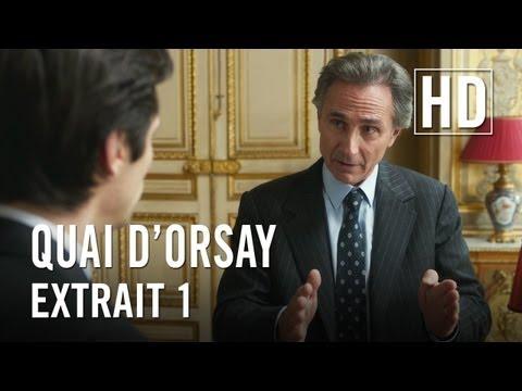 Quai d'Orsay  Extrait 1