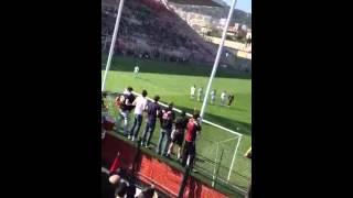 Penalty de Bosetti Nice-Troyes gambardella