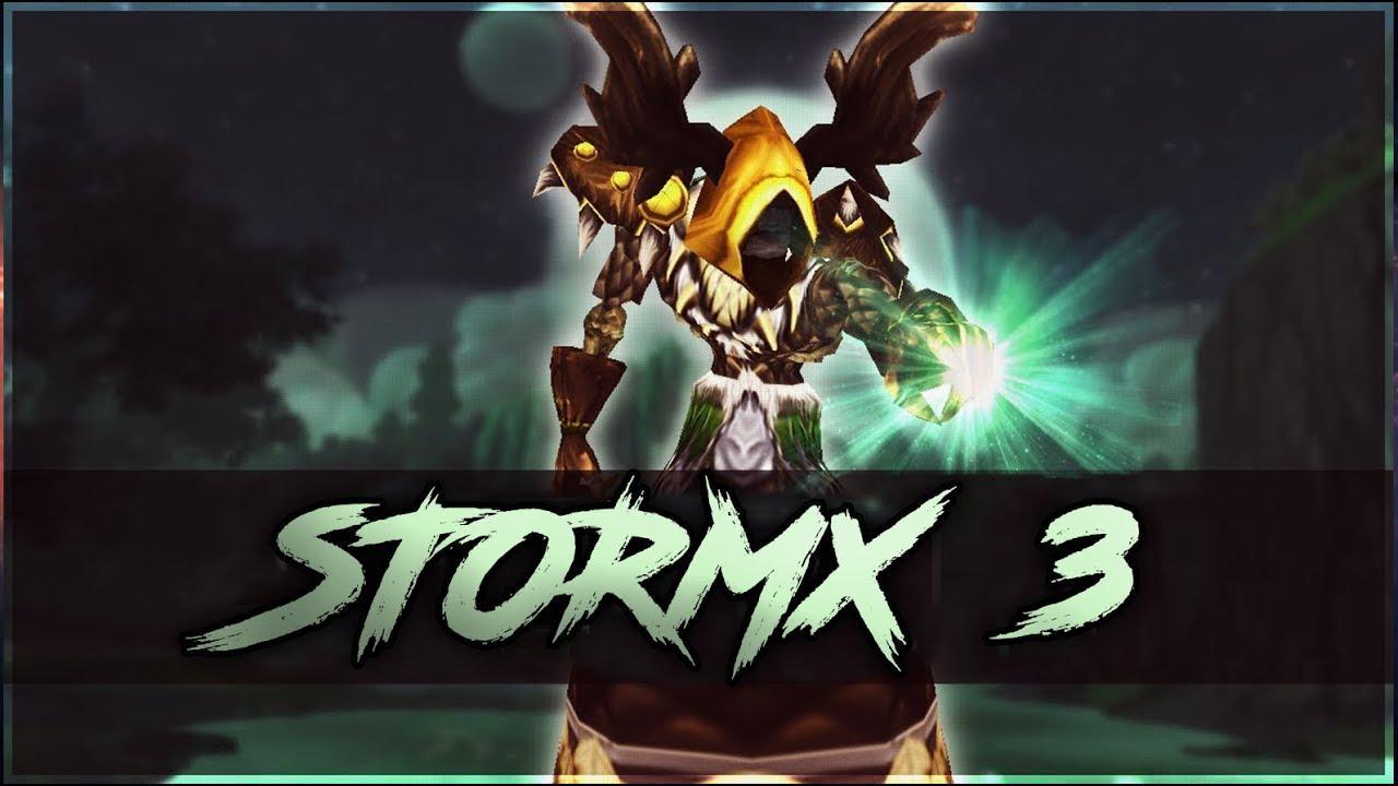 ✅ STORMX 3 - Druid PVP Classic 1 12 1