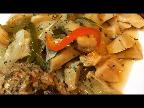 Conch In Butter Sauce, Virgin Islands 🇻🇮 🇻🇬