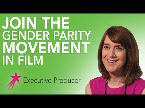Executive Producer: Why Should Girls Consider a Career in Film - Lois Vossen Career Girls Role Model