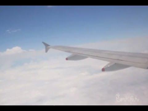 Passenger Witness The Plane Wing Broke!