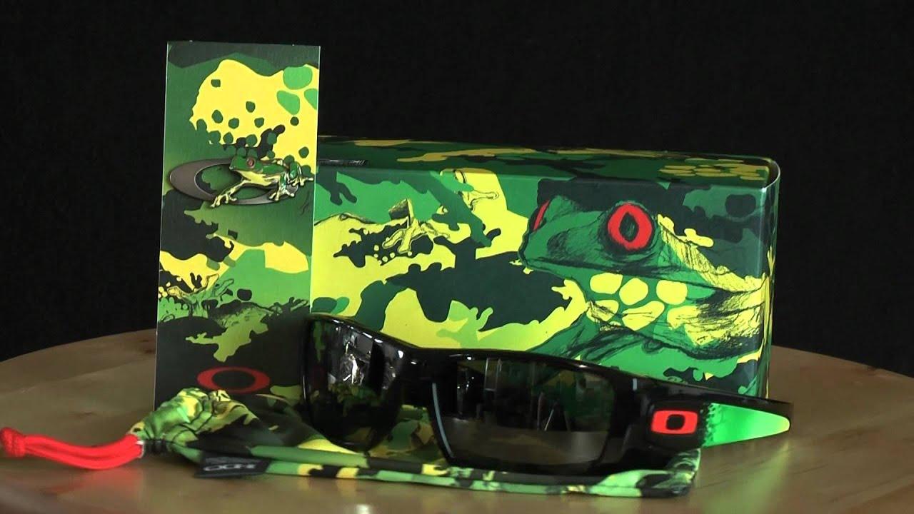 df4d82eba15 Oakley Jupiter Camo Limited Edition Fuel Cell - YouTube