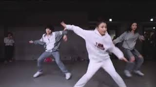 Hope - The Chainsmokers Yoojung Lee Choreo SLOWMO AND MIRRORED TUTORIAL