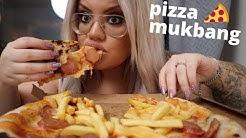 MUKBANG PIZZA E PARLIAMO DEL MIO PASSATO... / chiara paradisi