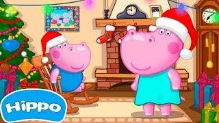 Гиппо 🌼 Календарь с подарками на Рождество 🌼Промо-ролик