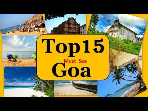 Goa Tourism | Famous 10 Places To Visit In Goa Tour