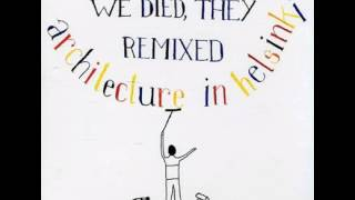 Architecture In Helsinki -  Tiny Paintings (Remix By Squeak E. Clean And Koool G. Murder)
