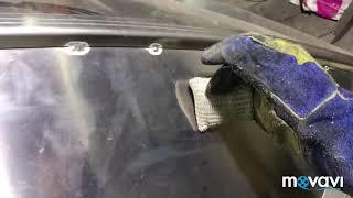 как сделать катер из алюминия