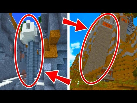 THE PERFECT MINECRAFT SEED?! – Top Minecraft 1.11.2 Seed – Villages, Temples, Igloos, Stronghold