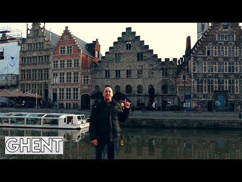 Ghent, Belgium / Sights, History And Food