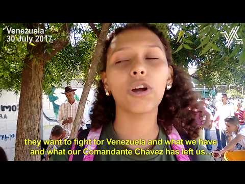 High Turnout in Venezuela ANC Elections Despite Opposition Violence