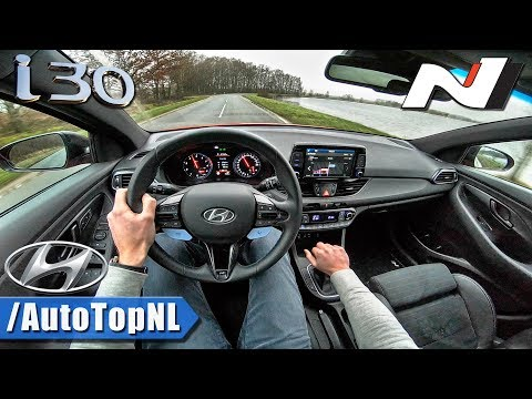 Hyundai i30N Performance Pack POV Test Drive by AutoTopNL