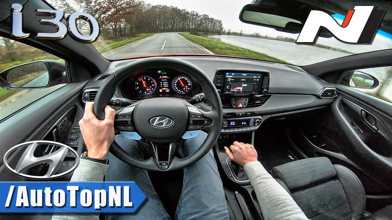 hyundai i30n performance pack pov test drive by autotopnl. Black Bedroom Furniture Sets. Home Design Ideas