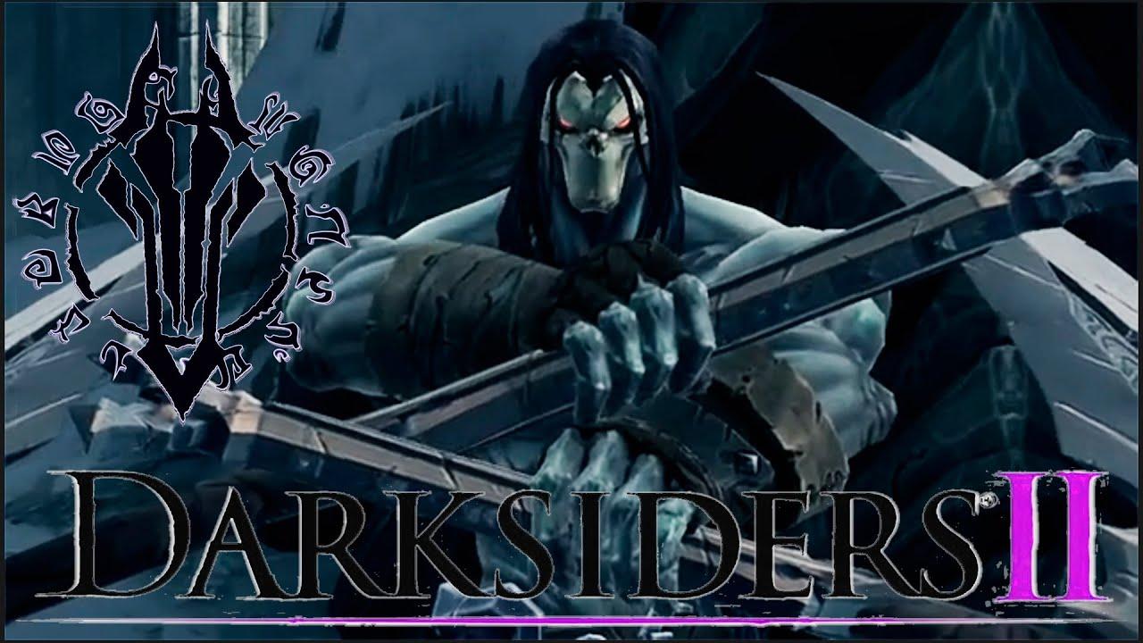 darksiders 2 rose scythe hd gmv youtube