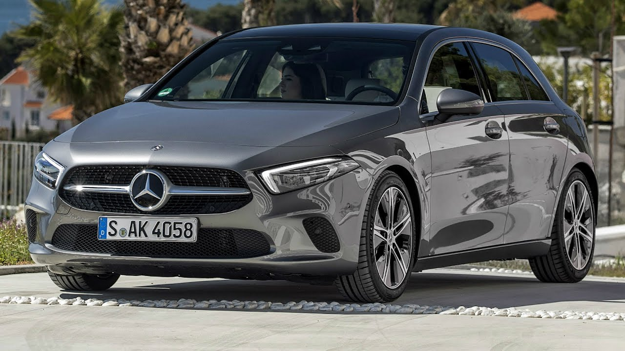 2018 mercedes a 180 d the benchmark in the compact class youtube. Black Bedroom Furniture Sets. Home Design Ideas