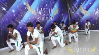 """Ek Dantaya Vakratundaya "" IMSTAR Audition Surat D Adict Crew Group Dance CNo.272"