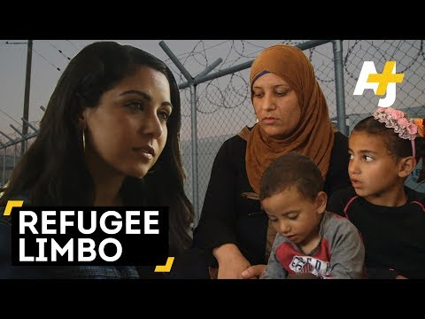 Syrian Refugees Are Still Trapped in Greece, Pt. 1 | Direct From With Dena Takruri - AJ+