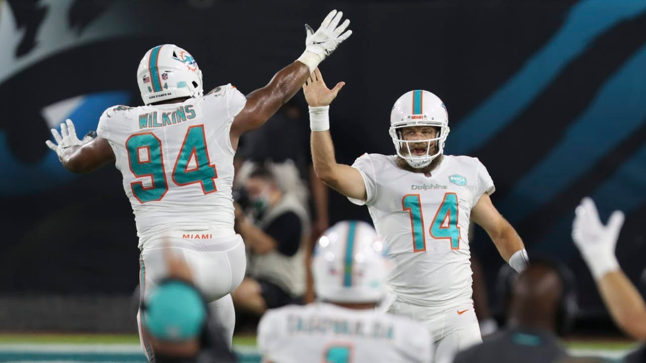 What we learned from Dolphins' 31-13 win over Jaguars