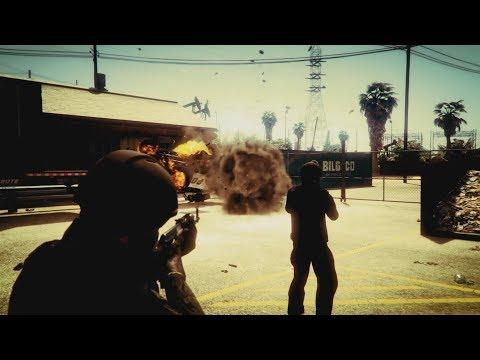 """""""Miss Murder"""" GTA V Online Music Video"""